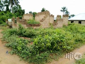 Uncompleted 3bedroom Flat For Sale