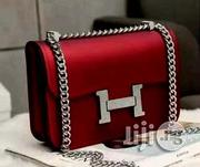 Hermes Designer Velvet Bag | Bags for sale in Lagos State, Lagos Mainland