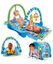 Tear Rubber Baby Kick and Crawl GYM (Fisher Price ) | Babies & Kids Accessories for sale in Akwa Ibom State, Ikot Ekpene