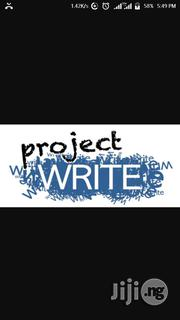 Project Writing And Proof Reading Services | Classes & Courses for sale in Rivers State, Port-Harcourt