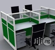 Superior 4-Man Office Workstation Table | Furniture for sale in Lagos State, Ikeja