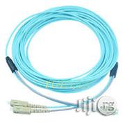 Fibre Optics 100m LC/SC SM Patch Cord | Accessories & Supplies for Electronics for sale in Lagos State, Ikeja