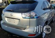 Tokunbo Lexus RX350 2009 Silver | Cars for sale in Lagos State, Oshodi-Isolo