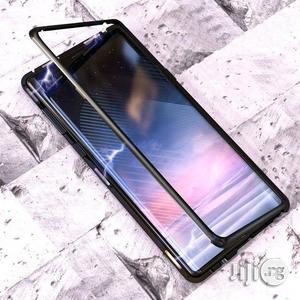 Magnetic Absorption Tempered Glass Case Cover for Samsung Galaxy Note 9