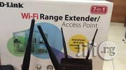 Dlink WI-FI Range Extender/Access Point | Networking Products for sale in Lagos State, Ikeja