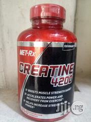 Met-rx Creatine 4200 For Body Building | Vitamins & Supplements for sale in Lagos State