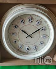 Wall Clocks White | Home Accessories for sale in Lagos State, Surulere