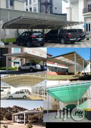 Fabrication Installation Of Modern Car Port | Building & Trades Services for sale in Rivers State, Port-Harcourt