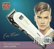Kiki New Rechargeable Hair Clipper | Salon Equipment for sale in Lagos State, Ikeja