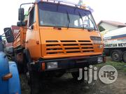 Steyr 10 Tyre Tipper 1995 Orange | Trucks & Trailers for sale in Lagos State, Surulere