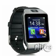 Smartwatch DZ09 - SIM And SD Cards, Camera Elegant And Luxurious | Smart Watches & Trackers for sale in Niger State, Minna