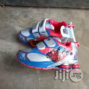 Spiderman Character Sneakers | Children's Shoes for sale in Lagos State, Yaba