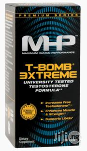 T-bomb 3xtreme For Healthy Libido & Testosterone Levels And Libido | Sexual Wellness for sale in Lagos State, Ojodu