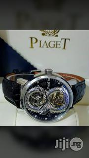 Piaget Mechanical Engine Leather Watch   Watches for sale in Lagos State, Surulere
