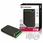 Transcend 1 TB Storejet M3 Military Drop 3.0 | Computer Hardware for sale in Lagos State, Ikeja