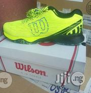 Wilson Lawn Tennis Shoes | Shoes for sale in Lagos State, Lekki Phase 1