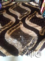 Imported 5ft by 7ft Shaggy Center Rug   Home Accessories for sale in Lagos State, Ikeja