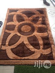 Imported New Shaggy Centre Rug 5by7ft | Home Accessories for sale in Lagos State, Alimosho