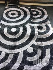 Quality Imported Shaggy Center Rug 5by 7ft | Home Accessories for sale in Lagos State, Alimosho