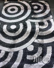Trendy New Shaggy Centre Rug 5by 7ft | Home Accessories for sale in Lagos State, Oshodi-Isolo