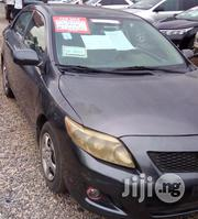 Toyota Corolla 2010 Gray | Cars for sale in Lagos State, Kosofe