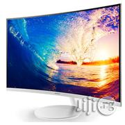 Samsung CF391 27-inch Curved Monitor   Computer Monitors for sale in Lagos State, Ikeja
