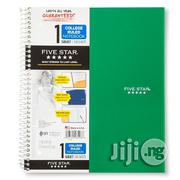 Five Star College Ruled 1subject Notebook Book - 100 Sheets | Stationery for sale in Lagos State, Surulere