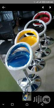 Oxford Plastic Bar Stools With Open Back | Furniture for sale in Lagos State, Lagos Mainland