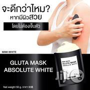 Mimi White Gluta White Mask Absolute White   Skin Care for sale in Lagos State, Badagry