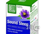 Bell Master Herbalist Sound Sleep Capsules, Natural Sleep Aid | Vitamins & Supplements for sale in Lagos State, Lagos Mainland