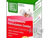 Bell Master Herbalist Blood Pressure Formulation Combo Capsules | Vitamins & Supplements for sale in Lagos State, Lagos Mainland