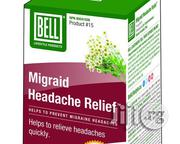 Bell Master Herbalist Migraid Headache Relief Capsules | Vitamins & Supplements for sale in Lagos State, Ojodu