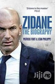 ZIDANE By Patrick Fort & Jean Philippe | Books & Games for sale in Lagos State, Surulere