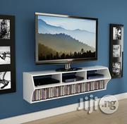 Floating TV Stand Book Shelf And Wall Photo Frame | Arts & Crafts for sale in Lagos State, Lagos Island