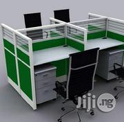 Imported 4-Man Office Workstation Table | Furniture for sale in Lagos State, Ikeja