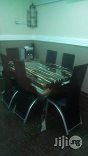 Marble Dinning Table Set | Furniture for sale in Lagos State, Lagos Mainland