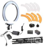 18 Inches Rechargeable Ringlight | Accessories & Supplies for Electronics for sale in Lagos State, Oshodi-Isolo