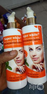 Super White Carot Lotion | Bath & Body for sale in Lagos State, Kosofe