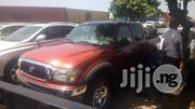 Toyota Tacoma V6 Double Cab 4WD 2004 Red | Cars for sale in Lagos State, Amuwo-Odofin