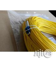 Fibre Optics LC-SC SM 100M Patch Cord | Accessories & Supplies for Electronics for sale in Lagos State, Ikeja