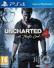 Uncharted 4 A Thief's | Video Games for sale in Lagos State, Ikeja