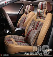 Gucci New Design 5D Car Seat Cushion Four Seasons | Vehicle Parts & Accessories for sale in Lagos State, Ikeja
