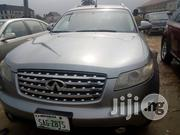 Clean Infiniti Fx45 2005 Gray For Sale   Cars for sale in Rivers State, Obio-Akpor