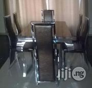 Elegant New Six Seater Marble Dining Table | Furniture for sale in Lagos State, Agboyi/Ketu
