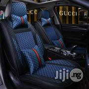 New Gucci Cool Fashion Car Seat Cover Four Seasons Universal | Vehicle Parts & Accessories for sale in Lagos State, Ikeja