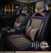Classic New Gucci Cool Fashion Car Seat Cover Four Seasons Universal | Vehicle Parts & Accessories for sale in Lagos State, Ikeja