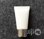 30ml (30g) Empty White Cosmetic Lotion Tube & Silver Screw Cap | Manufacturing Materials & Tools for sale in Lagos State
