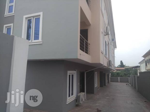 Archive: New 4 Bedroom Duplex With B/Q At Omole Estate Lagos For Sale.