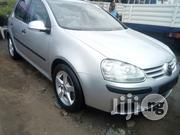 Volkswagen Golf 5 2005 Silver   Cars for sale in Lagos State, Apapa