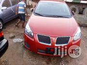 Pontiac Vibe 2009 Red | Cars for sale in Lagos State, Apapa